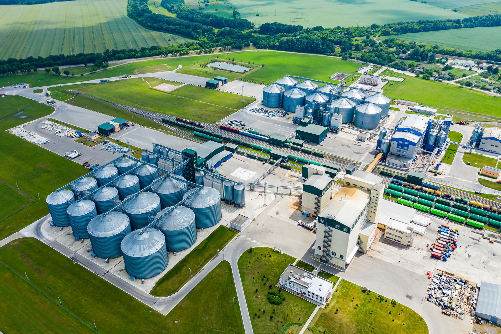 Bio-refinery