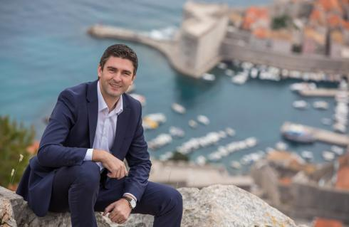 Mato Franković, Mayor of Dubrovnik