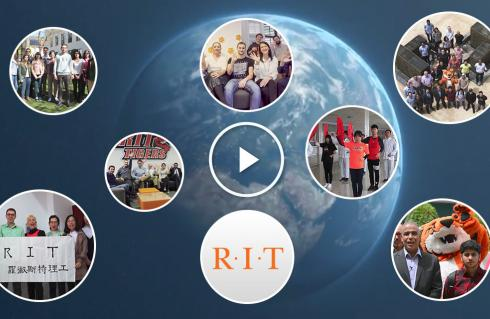 Welcome Dr. Munson to the RIT Global Family