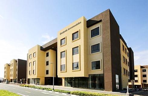 RIT Dubai's Brand New Student Housing Complex