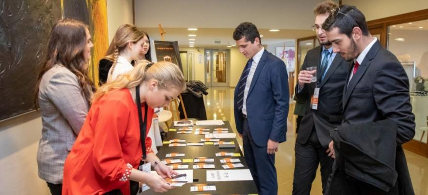 Recognizing industry partners at the 20th Career Education Day in Dubrovnik