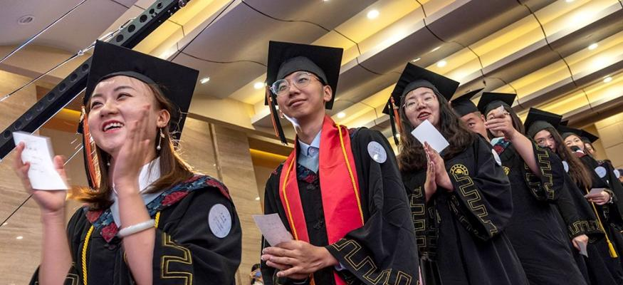 RIT China First Graduating Class