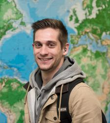 Study abroad a highlight for hospitality student