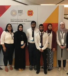 RIT Dubai students win grants for sustainability projects