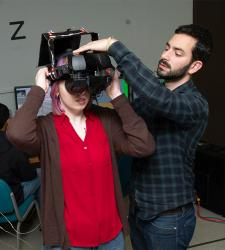 RIT faculty earns NIH grant to use virtual reality to help stroke patients regain lost vision