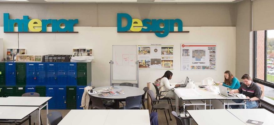 Academic Program Spotlight: Interior Design