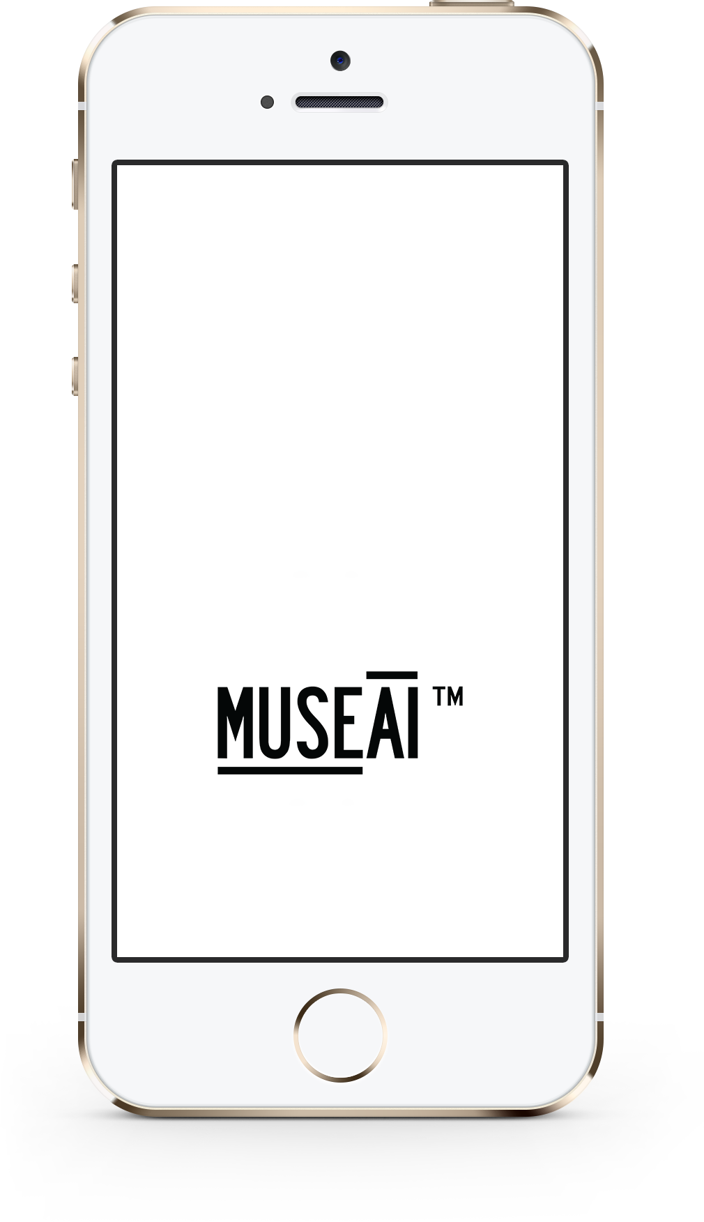 MUSEAI Icon on Phone