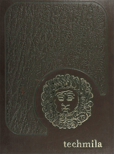 cover design of 1967 yearbook
