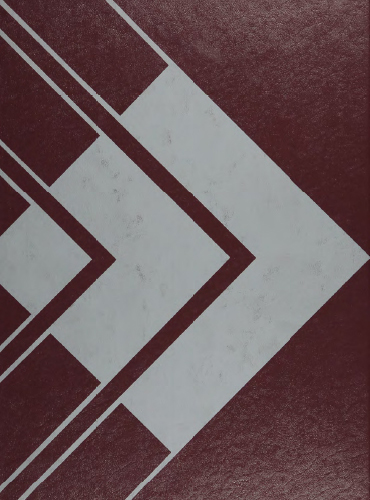 cover design of 1987 yearbook