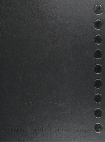 cover design of 1992 yearbook