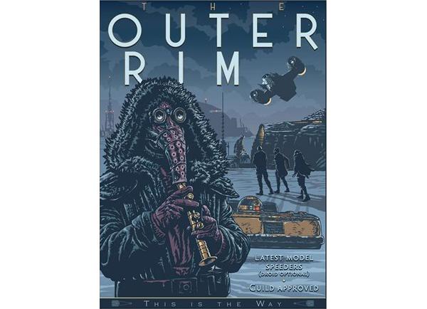 Outer Rim Mandalorian cover