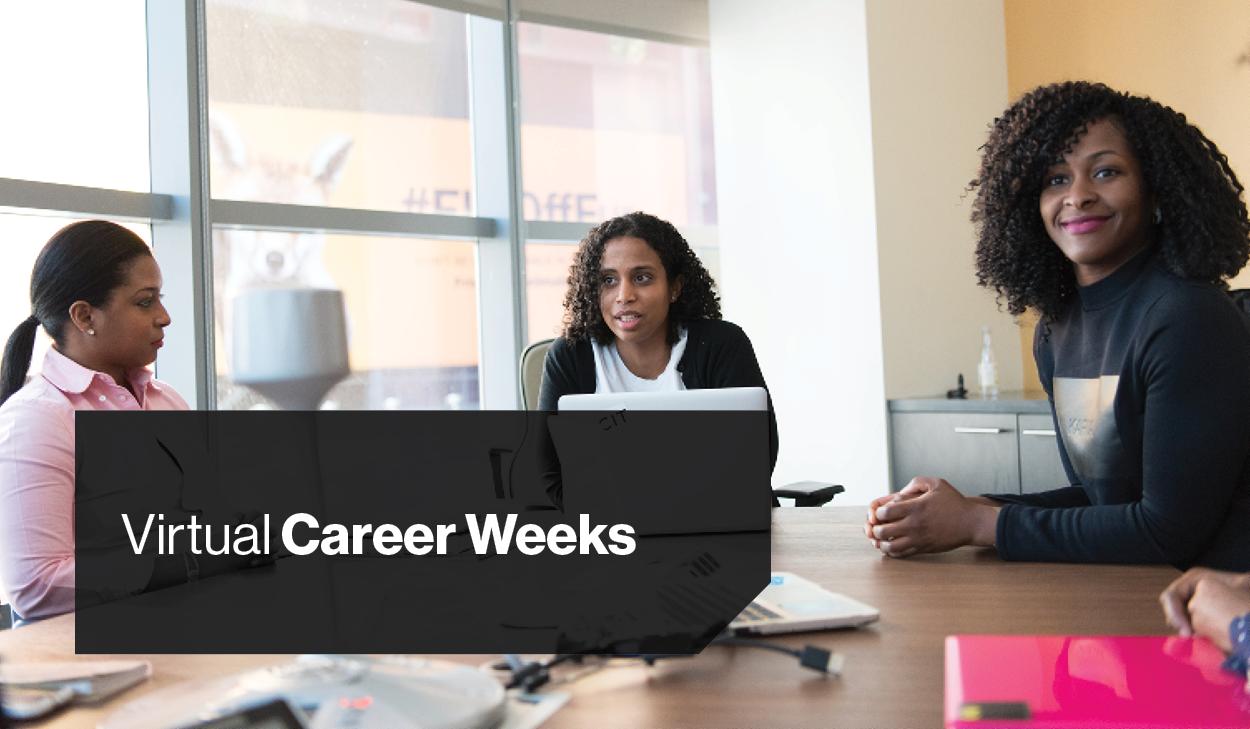 Virtual Career Weeks