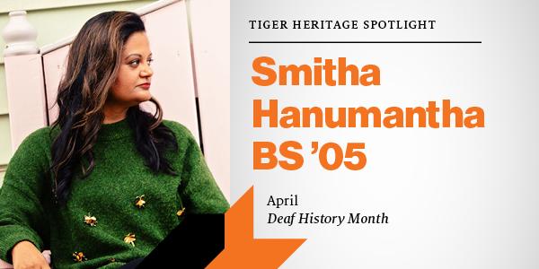 Smitha Hanumantha BS '05