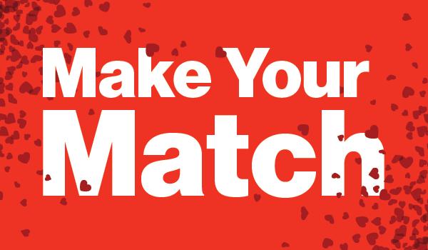 Make your match