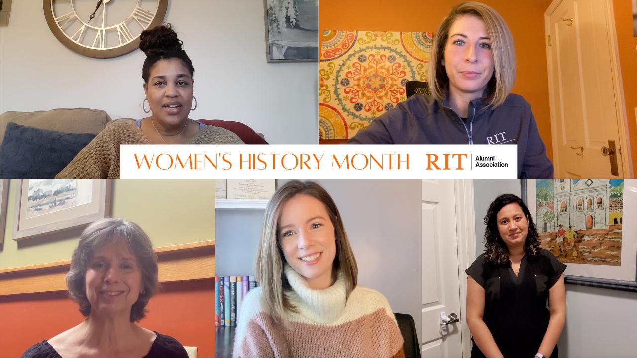 Women's History Month RIT