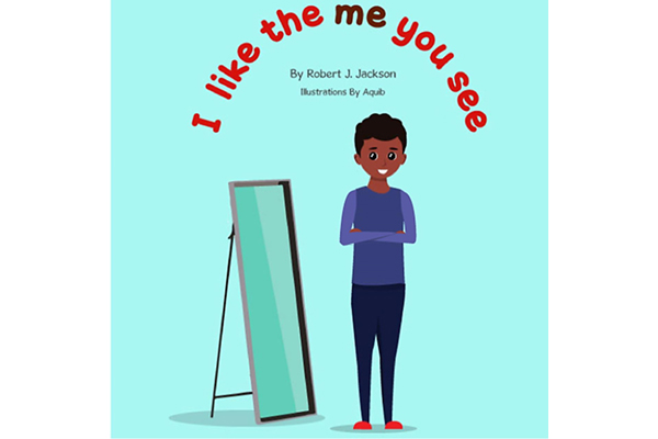 I like the me you see book cover
