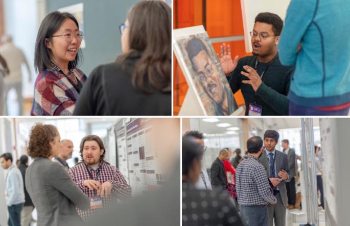 Virtual Graduate Education Week Collage