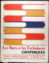 Fig. 44: Special issue. From: Les Arts et Les Techniques Graphiques: AMG 59 (15 October 1937).