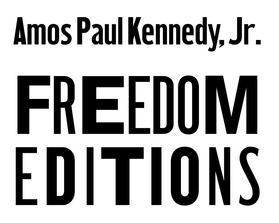 Freedom Editions heading