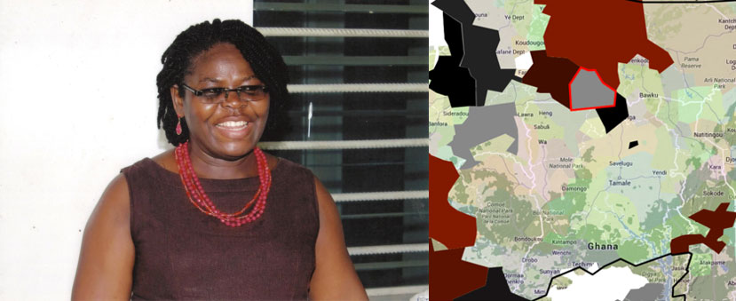 Storytelling Practices and Spatial Relations On Site: Northern Ghana