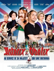Asterix and Obelix: God Save Britannia (Blu-ray)