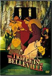 Les triplettes de Belleville (The Triplets of Belleville)