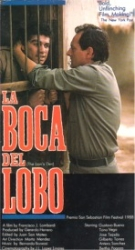 La boca del lobo (The Lion's Den)