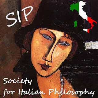 S I P Logo - Painting of a woman