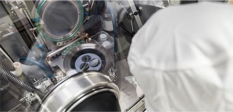 Metal Organic Chemical Vapor Deposition (MOCVD) Facility