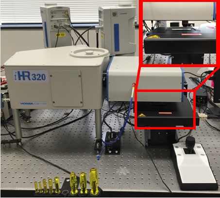 Photoluminescene, Electroluminesence and Photoreflectance