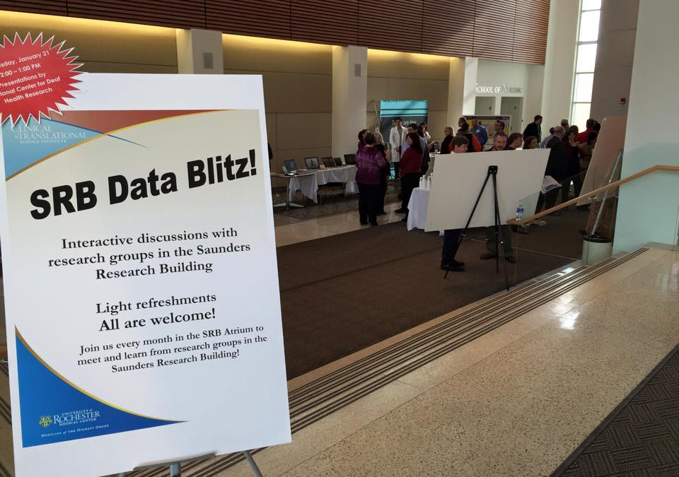 Bridges Program at URMC Data Blitz