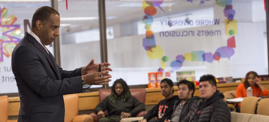 Alumni Spotlight with Dale J. Davis