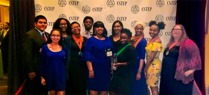 RIT's CSTEP Students present at the 27th Annual State Wide Conference
