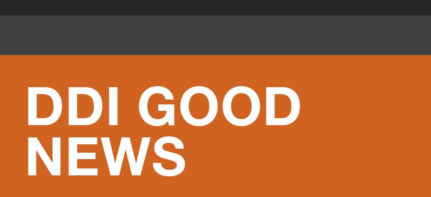 DDI Good News