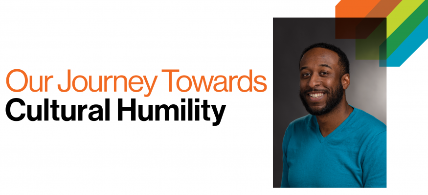 Our Journey Towards Cultural Humility by Dr. Taj Smith
