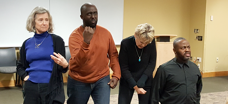 Diversity Theater Plays Key Role in RIT HHMI Inclusive Excellence Grant Initiative