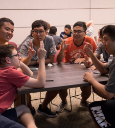 Summer programs provide orientation and familiarity to RIT/NTID students