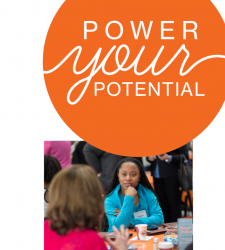 "Former Minett Professor to Give Keynote at ""Power Your Potential"""