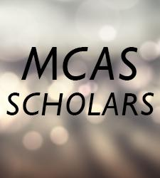 2017 Class of MCAS Scholars Inducted