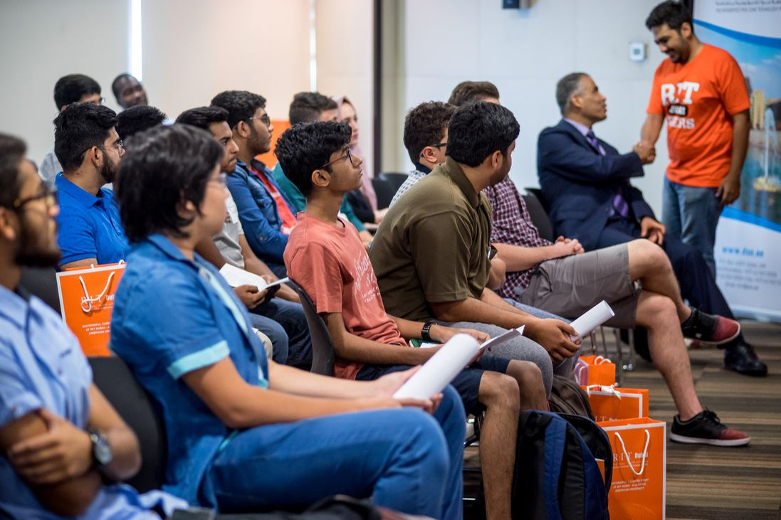 RIT Dubai welcomes new students and Faculty | RIT Dubai