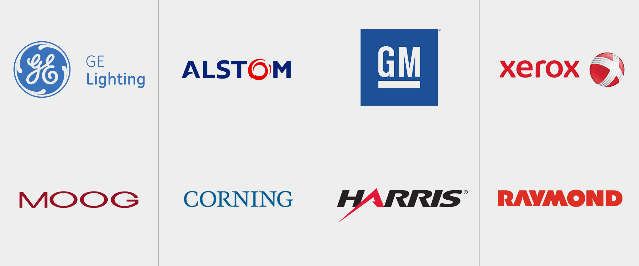 company logos of industry partners