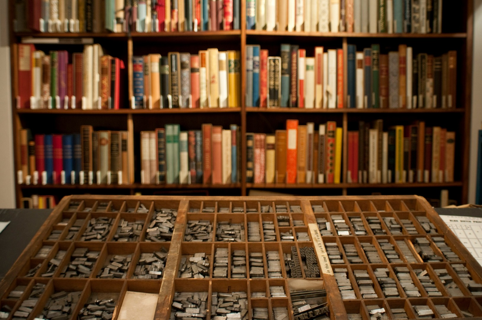 A Legacy Preserved: The Cary Collection and the School of Printing