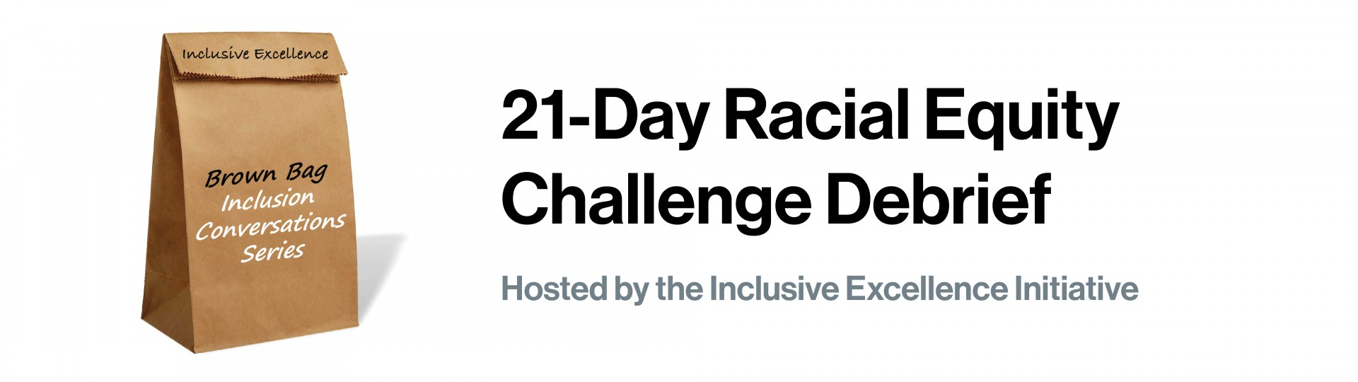 21 day racial equity challenge rit debrief inclusive excellence