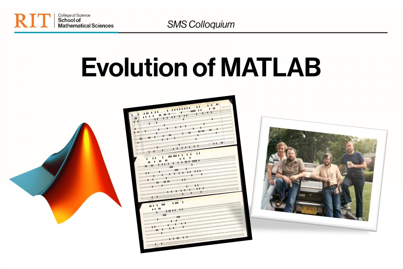 evolution of matlab math colloquium