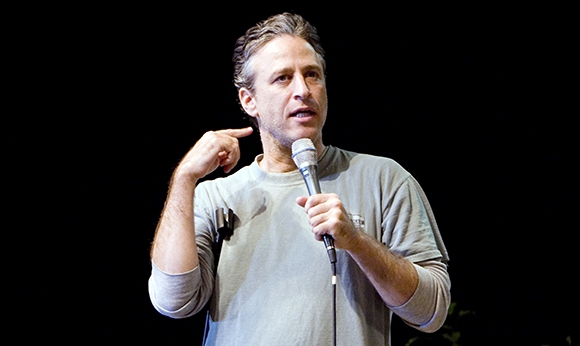 Jon Stewart at RIT