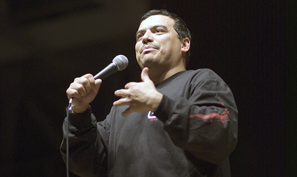 Carlos Mencia at RIT