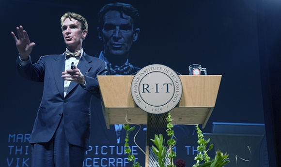 Bill Nye at RIT