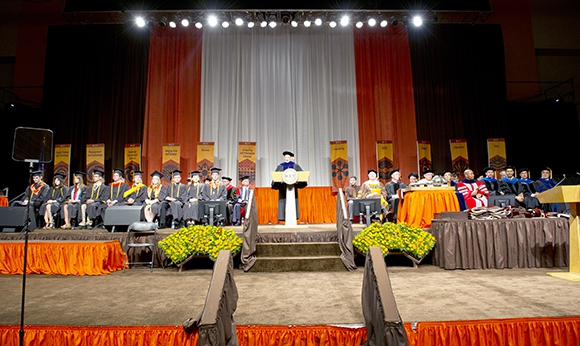 Commencement for RIT Dubai