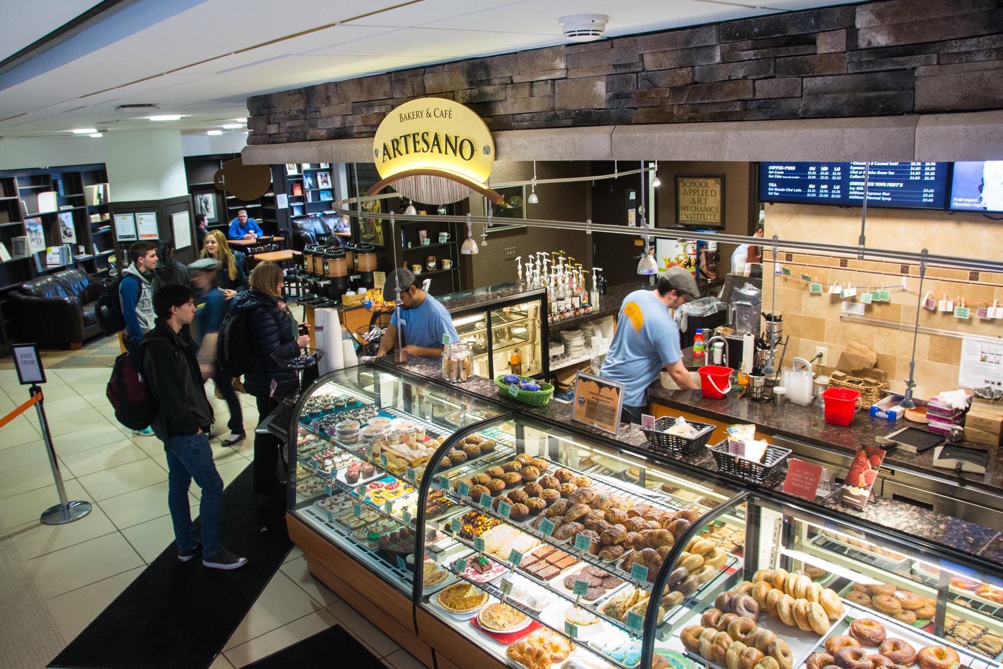 Resultado de imagem para Artesanos Bakery