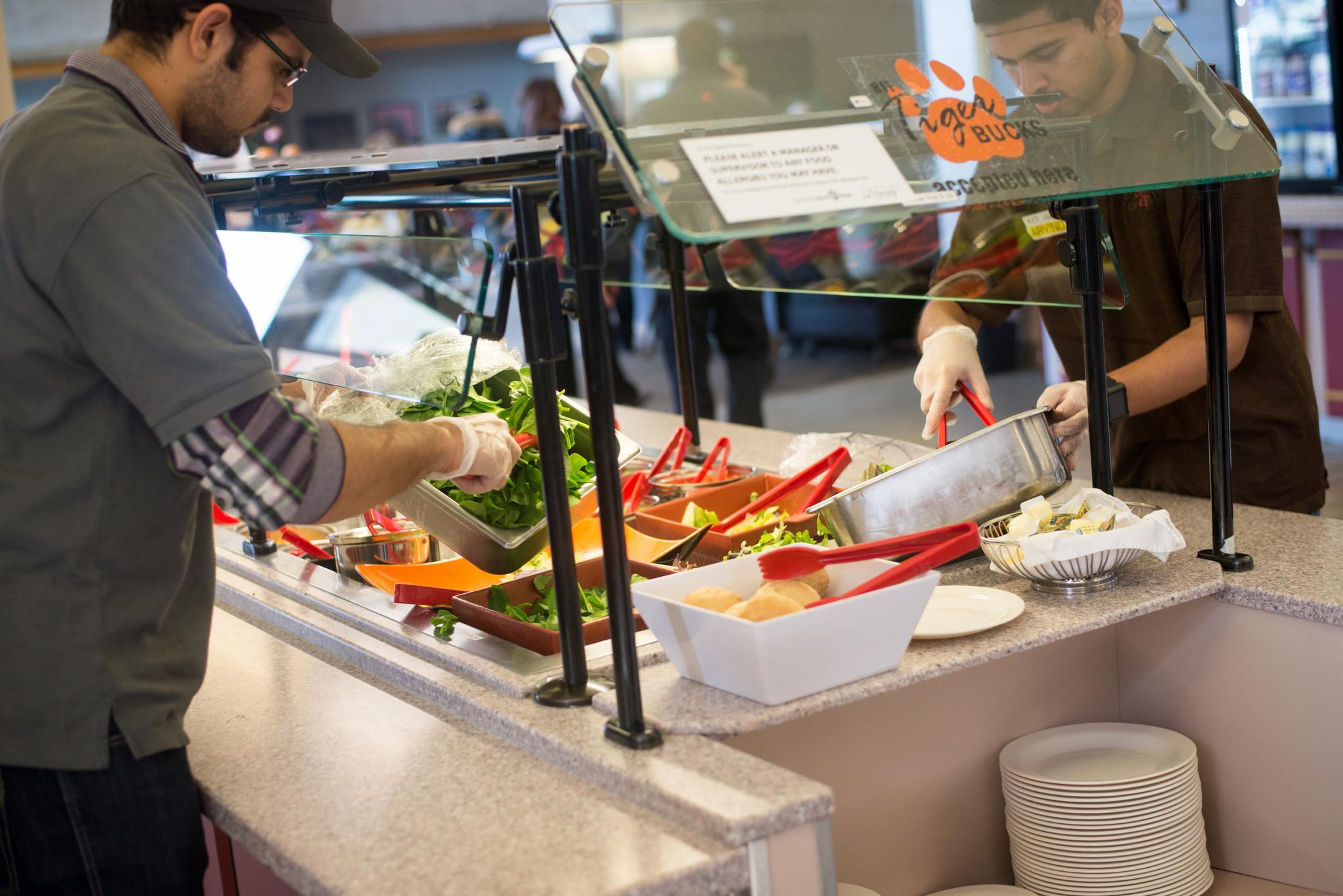 Greek City Cafe Salad Nutrition